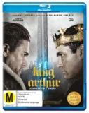King Arthur: Legend of the Sword on Blu-ray