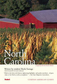 North Carolina by Fodor Travel Publications