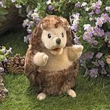 Folkmanis: Hand Puppet - Baby Hedgehog
