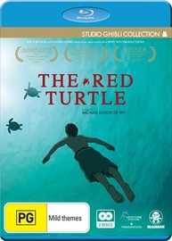 The Red Turtle - (Limited Edition) on Blu-ray image