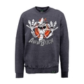 Rick and Morty: Scary Terry Aww B*tch Sweatshirt (Small)