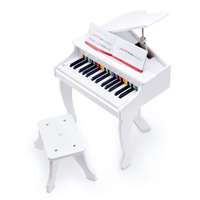 Hape: Deluxe Grand Piano White