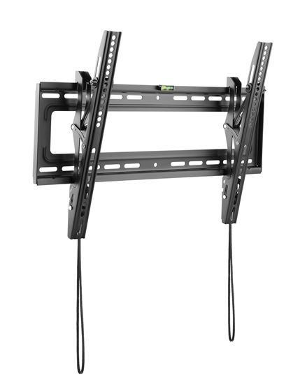 BRATECK: 37'-75' Tilt curved & flatpanel TV wall mount