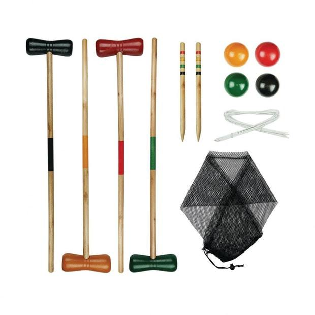 Britz 'N' Pieces - Croquet Set