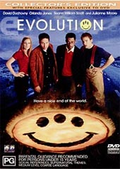 Evolution on DVD