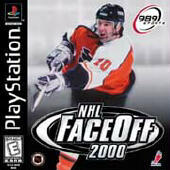 NHL FaceOff 2000 for