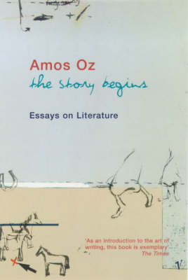 The Story Begins by Amos Oz