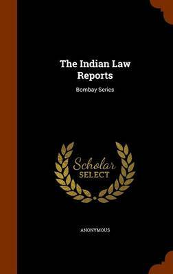 The Indian Law Reports by * Anonymous image