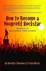 How to Become a Nonprofit Rockstar by Trista Harris