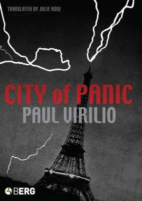City of Panic by Paul Virilio