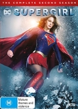 Supergirl - Season 2 on DVD