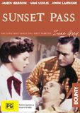 Sunset Pass on DVD