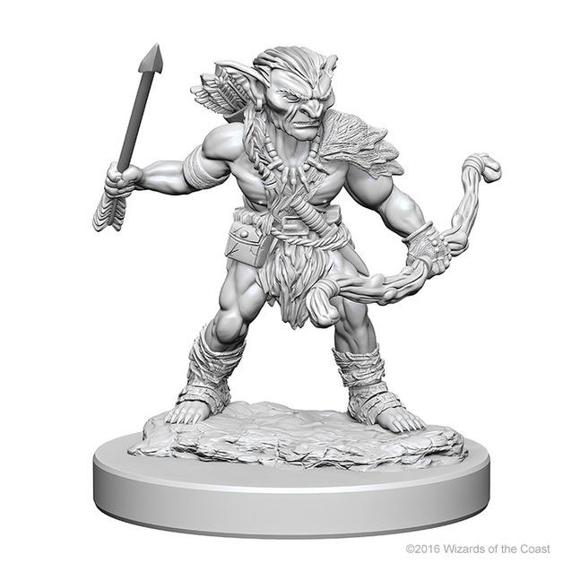 D&D Nolzur's Marvelous: Unpainted Minis - Goblins