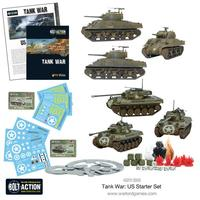 Tank War: US Starter Set