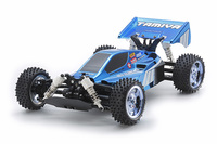 Tamiya: 1/10 Neo Scorcher (Metallic Blue) - RC Model Kit
