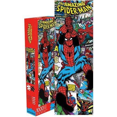 Marvel: 1,000 Piece Slim Puzzle - Spider-Man Collage