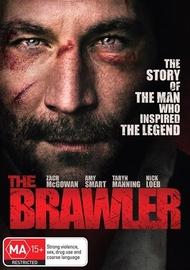The Brawler on DVD