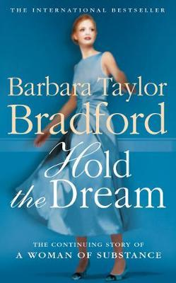 Hold the Dream by Barbara Taylor Bradford image