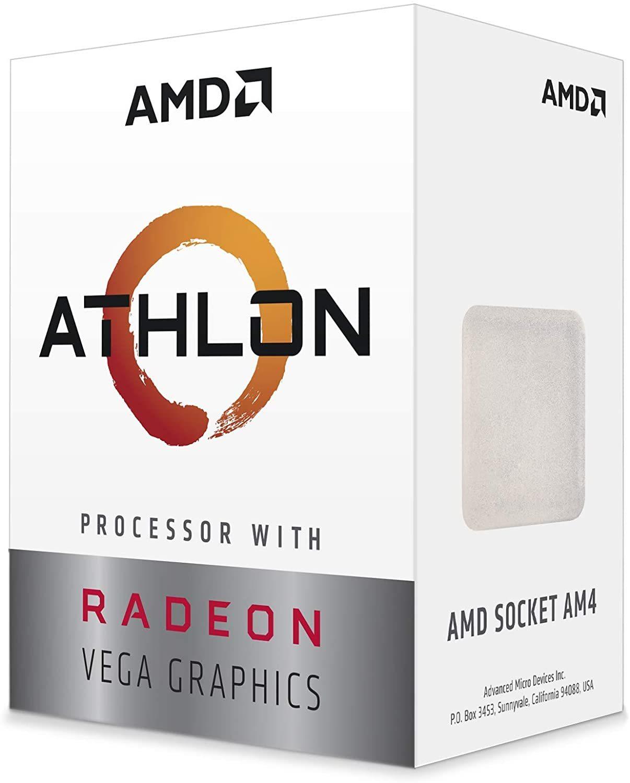AMD Athlon 3000G CPU image