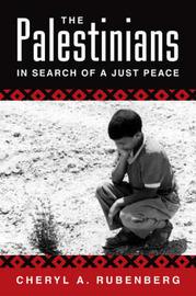 The Palestinians by Cheryl A. Rubenberg image