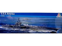 Italeri U.S.S. America Ship 1:720 Model Kit