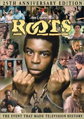 Roots:  TV Series Box Set (NTSC) on DVD
