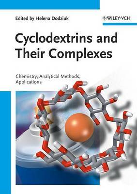 Cyclodextrins and Their Complexes: Chemistry, Analytical Methods, Applications image