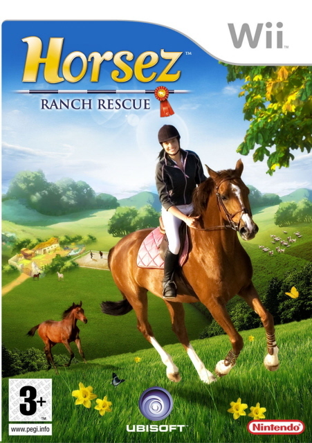 Horsez: Ranch Rescue for Nintendo Wii