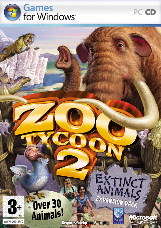 Zoo Tycoon 2: Extinct Animals for PC Games