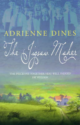 The Jigsaw Maker by Adrienne Dines