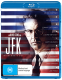 JFK on Blu-ray