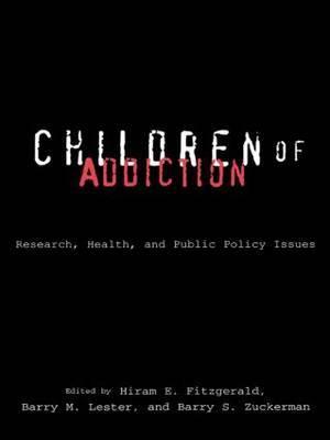 Children of Addiction image