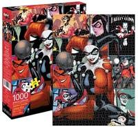 Batman Harley Quinn 1,000-Piece Puzzle