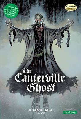 The Canterville Ghost by Sean Michael Wilson image