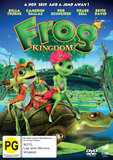 Frog Kingdom DVD