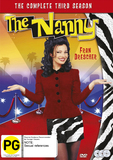 The Nanny - The Complete Third Season on DVD