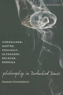 Philosophy in Turbulent Times by Elisabeth Roudinesco image