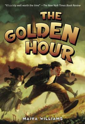Golden Hour by Maiya Williams