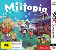 Miitopia for Nintendo 3DS image