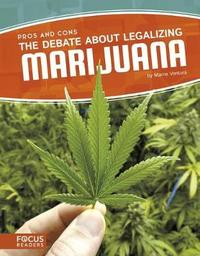 a debate about the controversial issue of legalizing marijuana in the united states