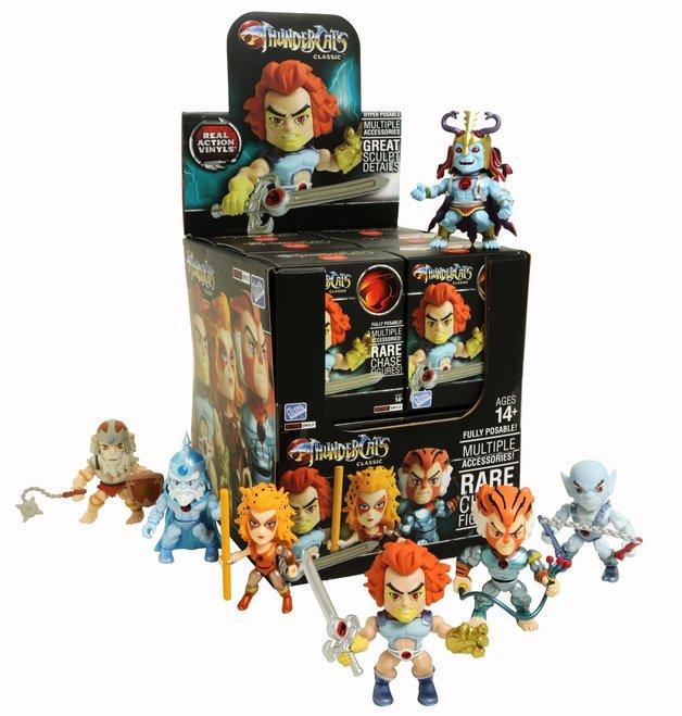 """Thundercats: Series 1 - 3"""" Mini-Figure (Blind Box)"""
