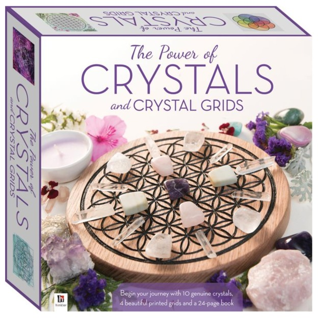 The Power of Crystals: Crystal Grid - Playset