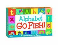 Peaceable Kingdom: Alphabet Go Fish - Card Game