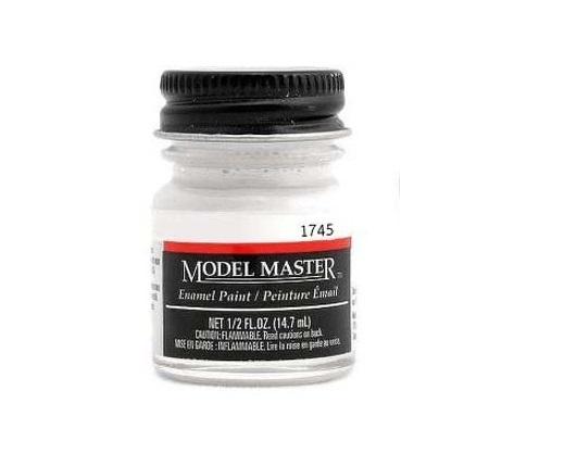 Testors: Enamel Paint - Insignia White (Semi-Gloss) image
