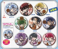 Pita! Deforme Kuroko's Basketball: Trading Can Badge -Blind bag