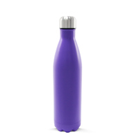 Insulated Stainless Steel Bottle 750ml Purple