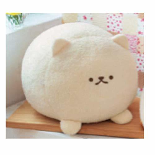 Yeastken: Chigiri Pomeranian BIG Plush A image
