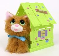 Rescue Runts: Babies Plush - Tabby Cat