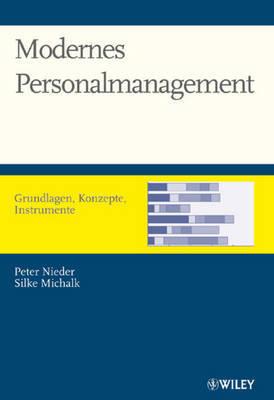 Modernes Personalmanagement: Grundlagen, Konzepte, Instrumente image