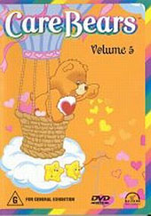 Care Bears - Vol. 05 on DVD